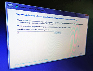 windows 8 klucz produktu